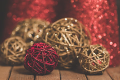 red and gold (hey ~ it's me lea) Tags: red gold redandgold bokeh christmas2019