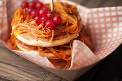 Scramble | Khobar (Bayan AlSadiq) Tags: red scramble khobar bayan bayanalsadiq food commercial dammam