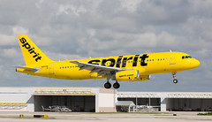 A320 | N697NK | FLL | 20191107 (Wally.H) Tags: airbus a320 n697nk spiritairlines fll kfll fortlauderdale hollywood airport