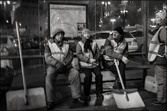 DR151213_0139D (dmitryzhkov) Tags: street life moscow russia human monochrome reportage social public urban city photojournalism streetphotography documentary people bw night lowlight nightphotography dmitryryzhkov blackandwhite everyday candid stranger