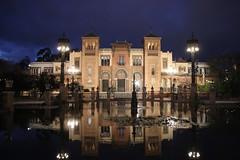 Palacio neomudexar (Sevilla) (PAISA2008) Tags: palacio pabellón pazo neomudexar mudejar sevilla expo iberoamericana 1929