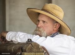 Pensive (robertmackler) Tags: cowboy palouse