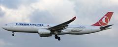 A330 | TC-LOC | AMS | 20191214 (Wally.H) Tags: airbus a330 tcloc turkishairlines thy türkhavayollari ams eham amsterdam schiphol airport