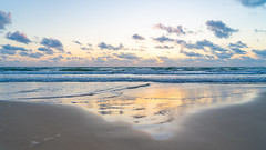 SouthPadreIsland_422 (allen ramlow) Tags: south padre island texas tx sunrise beach gulf coast clouds water sand sony alpha