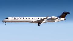 Bombardier CRJ-900LR D-ACNU Lufthansa CityLine (William Musculus) Tags: fraport frankfurt am main rhein frankfurtmain fra eddf airport flughafen spotting aviation plane airplane william musculus dacnu lufthansa cityline bombardier crj900lr cl6002d24 canadair regional jet clh