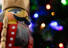 Nutcracker (Horizontal) (eclibull) Tags: nutcracker christmas holiday woodcraft
