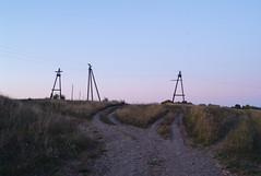 *** (PavelChistyakov) Tags: russia korsakovo orel region oblast nature landscape filed summer village countryside sky roads road sony alpha dslr digital raw rpp lightroom camera