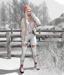 style 484 ♥ (CreationEpic) Tags: genus project foxy addams vagrant villena amitomo msdesign dae sanarae groupgift gift free 1l gacha event