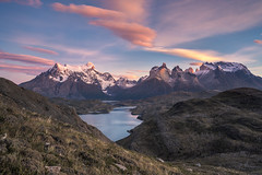 Nido del Cóndor (2019) (Joseafc) Tags: patagonia landscapephotography landscapes sonya7iii south america chile torres paine nature outdoors explore national park sky mountain clouds lake
