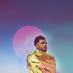 Okala オカラ - First Step EP - Cover (Baptiste Okala) Tags: okala indie post pop alternative music cover ep afropunk afrofuturism dream creative photography creativephotography creativeportrait photoshop