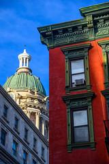 Grand Street (street level) Tags: nyc architecture manhattan nolita red green downtown littleitaly newyorkcity gothamist nikonz