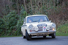 HERO LE JOG Rally 2019 (<p&p>photo) Tags: white 30 1965 1960s 60s sixties mk1fordcortinagt mk1fordcortina gt mk1 fordcortinagt fordcortina ford cortina derekskinner skinner andylane lane cth969c car auto autosport historic voiture vehicle rally sport retro classics classiccars classiccar classic motorsport historicendurancerallying organisation historicendurancerallyingorganisation endurance rallying hero december 2019 december2019 worldcars