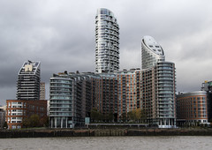 New Providence Wharf (Joseph Pearson Images) Tags: building architecture london newprovidencewharf skidmoreowingsandmerrill ontariotower charringtontower michiganbuilding blackwall skyscraper cityscape riverthames