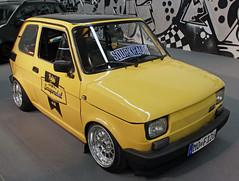 Low Maluch (Schwanzus_Longus) Tags: essen motorshow german germany old classic vintage car vehicle polan polish compact polski fiat 126p 126 p maluch