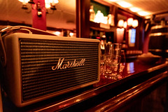 Kellerbar - 2019-12-07 (~Mario~) Tags: marshall vintage bar lights beer whiskey germany