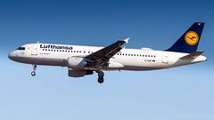 Airbus A320-211 D-AIQF Lufthansa (William Musculus) Tags: am frankfurt fraport plane airplane airport aviation main william flughafen rhein lufthansa spotting fra frankfurtmain musculus eddf daiqf airbus lh dlh a320200 a320211
