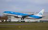 KLM Boeing 737-8K2 PH-BXV