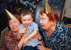 Happy Birthday! (Matilda Diamant) Tags: happybirthday rusalka family daniel dani boy grandchild grandson grandmother great