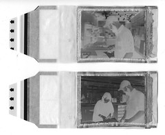 Printmaking Negatives 12-13-2019 (scottboms) Tags: dir arl analogresearchlab facebook printmaking risograph polaroid npc195 analog film instantfilm menlopark california