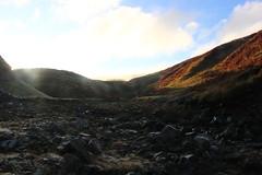 clint crags (kokoschka's doll) Tags: crag valley ireshope ireshopeburn sky cloud light weardale pennines