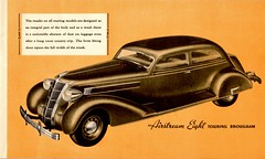 The Great New Chryslers for 1935 (Jasperdo) Tags: brochure pamphlet chrysler automobile car vehicle airstream8 touringbrougham
