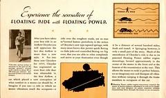 The Great New Chryslers for 1935 (Jasperdo) Tags: brochure pamphlet chrysler automobile car vehicle floatingride floatingpower