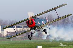 Wolf W-11 Boredom Fighter - Calvisano airfield (Dysko88) Tags: aircraft airplane spotting boredomfighter calvisano