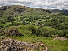 Little Langdale, last summer (Bob Radlinski) Tags: cumbria england europe greatbritain lakedistrict lakes littlelangdale uk travel em1d5122