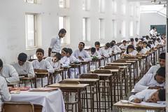 Many absent today (http://www.guidogavazzi.it/englishome.html) Tags: sri lanka school teenagers students