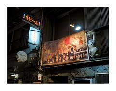 Golden Gai Shinjuku (Melissen-Ghost) Tags: golden gai shinjuku nightlife alleys bars tokyo japan neon lights 6x7 67 urban street photography tokio nighthawks nocturnal nachtaufnahme night shot nightshot