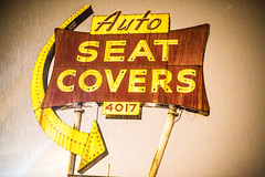 Auto Seat Covers (Thomas Hawk) Tags: america autoseatcovers missouri route66 stlouis usa unitedstates unitedstatesofamerica neon fav10 fav25 fav50 fav100