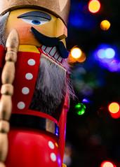 Nutcracker (Vertical) (eclibull) Tags: nutcracker christmas holiday woodcraft