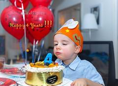 Happy Birthday! (Matilda Diamant) Tags: happybirthday rusalka family daniel dani boy grandchild grandson