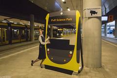 Uithoflijn geopend (Tim Boric) Tags: utrecht uithoflijn centraal station lijn22 tram tramway streetcar strassenbahn opening