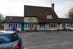 Saunderton, Golden Cross (Dayoff171) Tags: boozers buckinghamshire england europe gbg2020 pubs publichouses gbg greatbritain uk unitedkingdom