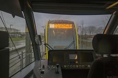 Rij vandaag gratis mee (Tim Boric) Tags: utrecht uithoflijn centraal tram tramway streetcar strassenbahn opening