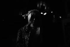 image (valvola-rosca) Tags: blackandwhite portrait expressions low shadow light woman