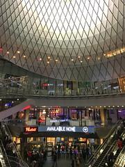 Fulton Center (wyliepoon) Tags: fulton center new york city subway lower manhattan mta atrium station