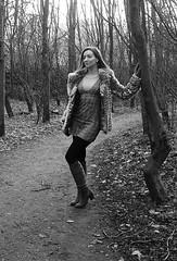 MS 98287crbw (kgvuk) Tags: clairetopaz model female modelshoot fashion worcester winter