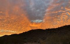 Arizona Sunset, near New River, Number 2 (rodeochiangmai) Tags: arizona