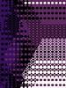 863 (MichaelTimmons) Tags: contemporaryart modernart fineart art digitalart artwork abstract digitalpainting hexagonal hexagons purple shapes