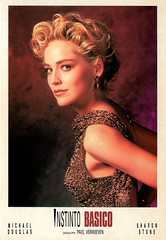 Sharon Stone in Basic Instinct (1992) (Truus, Bob & Jan too!) Tags: sharonstone sharon stone american actress baywatch tv television cinema film kino cine movie movies picture screen filmster star vintage postcard carte postale cartolina tarjet postal postkarte postkaart briefkarte briefkaart ansichtskarte ansichtkaart glamour allure basicinstinct 1992 paulverhoeven novograf