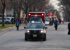 Butler Wisconsin Christmas Parade 2019 (raserf) Tags: butler wisconsin waukesha parade 2019 christmas holiday celebration county