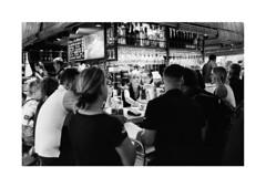 Barcelona (Koprek) Tags: film analog 135mm barcelona spain kodaktrix 400 market streetphotography stphotographia stphotography street konicahexaraf koprek