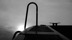 Portsall (patrick_milan) Tags: lensbaby sun black boat ship chiaroscuro contre jour back light