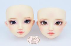 Volks SD NS. (♥..Nomyens..♥) Tags: bjd balljointdoll toy doll custom faceup paint painting painted repaint handmade nomyens nomyenscom volkssuperdollfie volksbjd sddoll japanesedoll