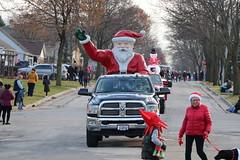 Butler, Wisconsin Christmas Parade 2019 (raserf) Tags: santa claus parade village of butler wisconsin waukesha county 2019 holiday celebration christmas xmas