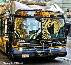#16 Arbutus Bus Detail -  Vancouver 11 19 (Mikey G Ottawa) Tags: mikeygottawa canada bc vancouver transit bus detail
