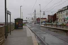 Photo of Blackpool Transport Trams: Stops: Manchester Square