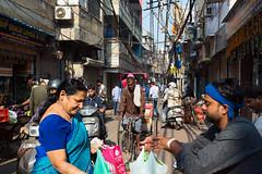 8H5A3484 (vsokolovru) Tags: india delhi november 2019 streetlife streetphotography sikh muslim tea mughal